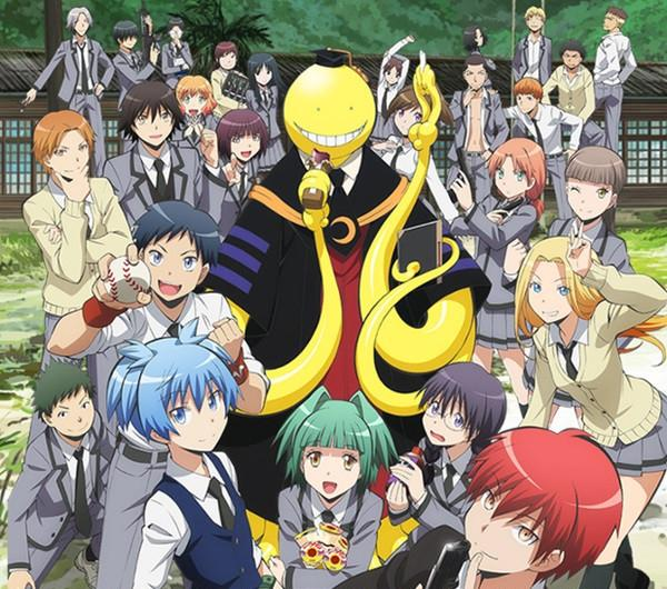 Assassination Classroom Le film : J - 365