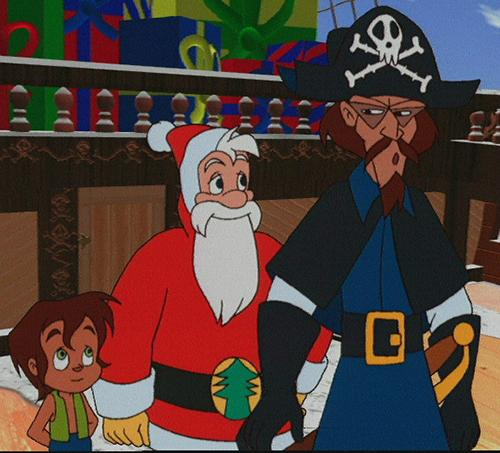 The Christmas Pirates