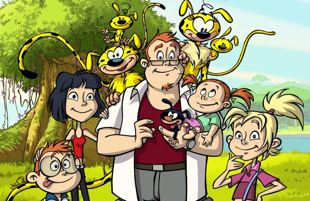 Our Neighbors the Marsupilamis