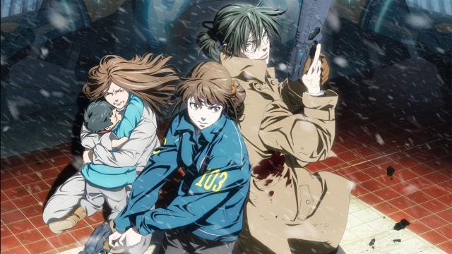 Psycho Pass - Sinners of the System (Films)
