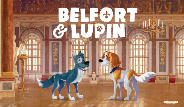 Belfort & Lupin ( En production)