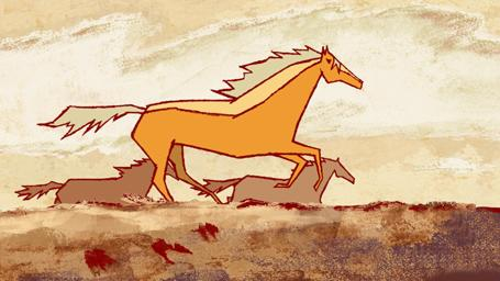 Childhood Stories: Sun Horse