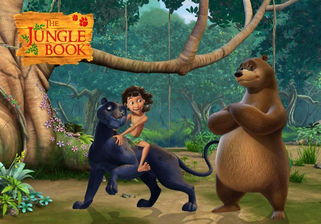Jungle Book S3