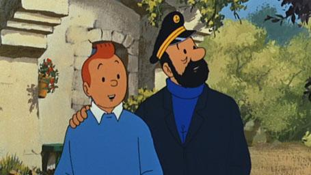 Tintin-The Lake of Sharks